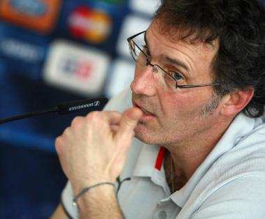 Laurent Blanc : « On y croit »