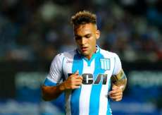 Lautaro Martinez du Racing à l'Inter