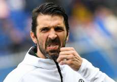 Le 1000e match de Gigi Buffon