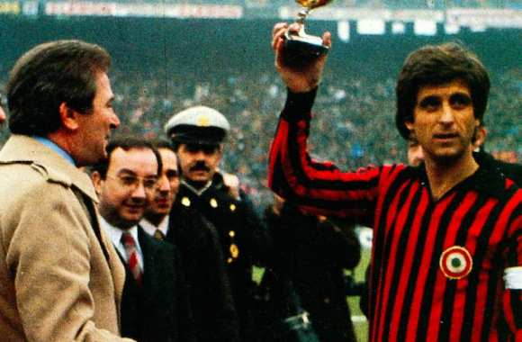 Le Ballon d'Or de Gianni, en 1969