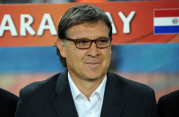 Le Barça officialise Martino