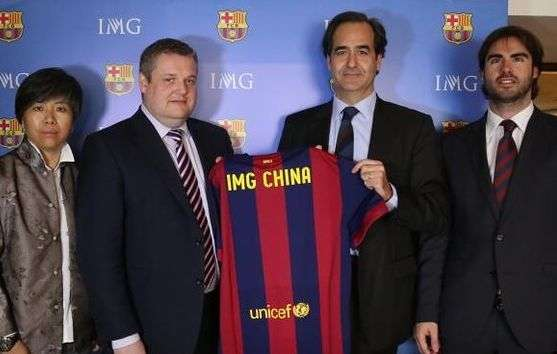 Le Barça ouvre une Masia chinoise