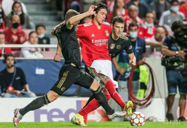 Le Bayern assomme Benfica