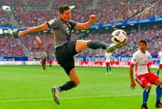 Le Bayern au forceps, Chicharito punit Mayence