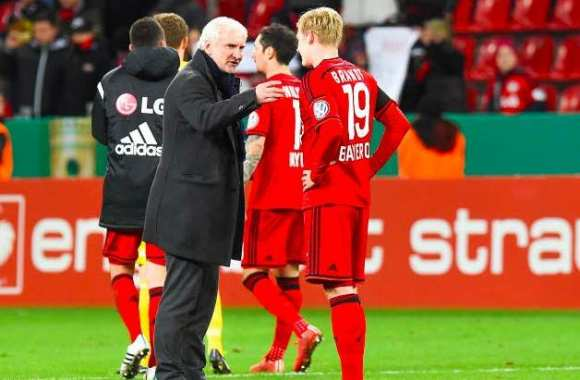 Le Bayern doit patienter, le Bayer en C1