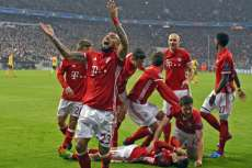 Le Bayern fesse (encore) Arsenal