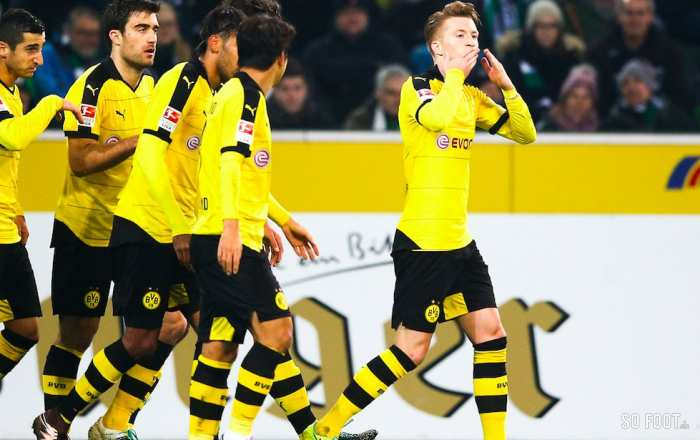 Le Bayern reprend doucement, Dortmund s'accroche