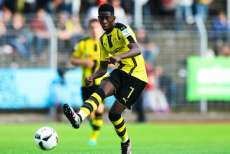 Le Borussia bat United en Chine
