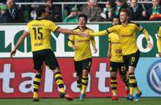 Le Borussia continue d'empiler les points