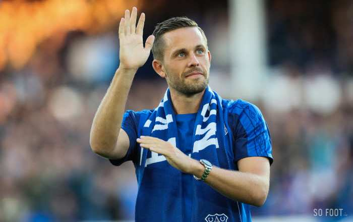 Le but sensationnel de Sigurdsson