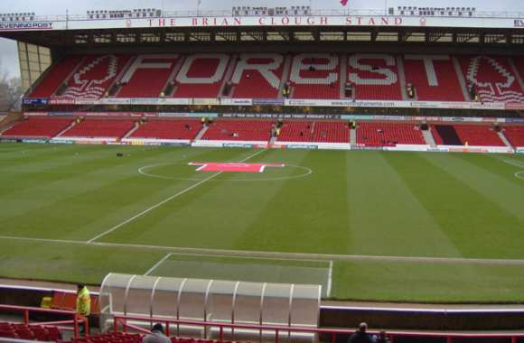Le City Ground de Nottingham