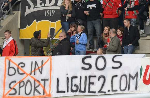 Le collectif « SOS Ligue 2 » joue l'apaisement