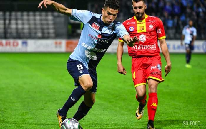 Le HAC remporte le derby normand