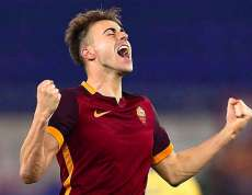 Le joli but d'El Shaarawy