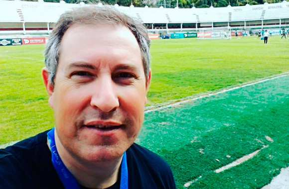 Le journaliste qui a survécu au crash d'avion de Chapecoense se confie
