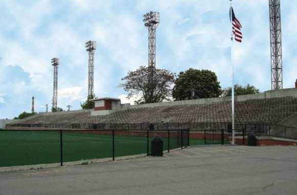 Le Keyworth Stadium de Detroit