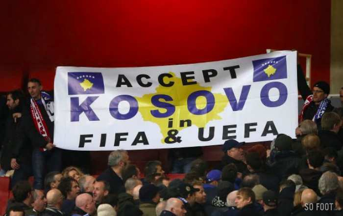 Le Kosovo gagne son premier match international