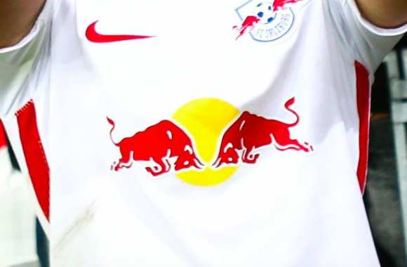 Le maillot du Red Bull Salzbourg