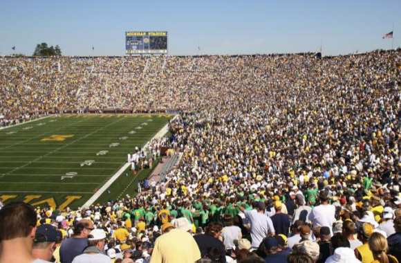 Le Michigan Stadium