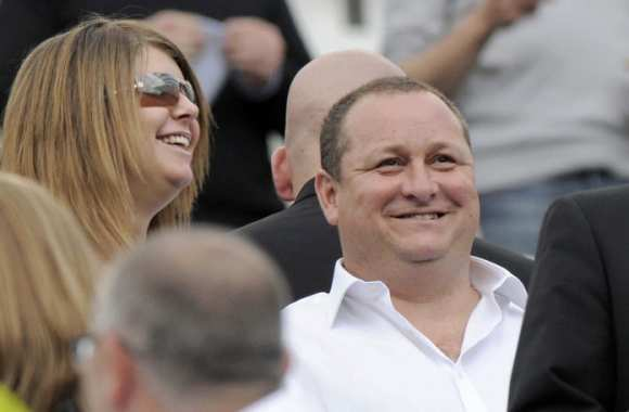 Le Mike Ashley qui sauce ses plats