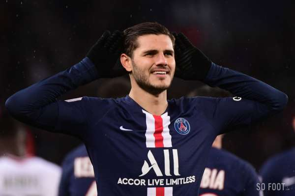 Le Paris Saint-Germain est-il vraiment en train de laisser filer Mauro Icardi ?