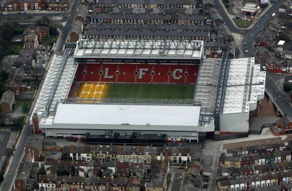 Le plan de rénovation d'Anfield