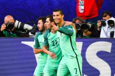 Le Portugal assure contre la Russie
