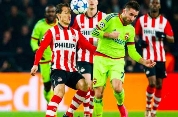 Le Real cartonne, le PSV double Man U