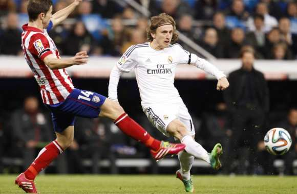 Le Real Madrid, « trop costaud »