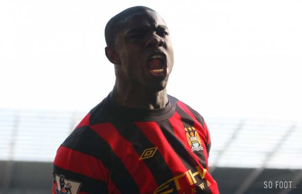 Le Real sur Micah Richards
