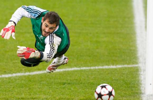 Le record de Casillas