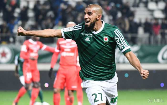 Le Red Star secoue la FIFA pour Bouazza