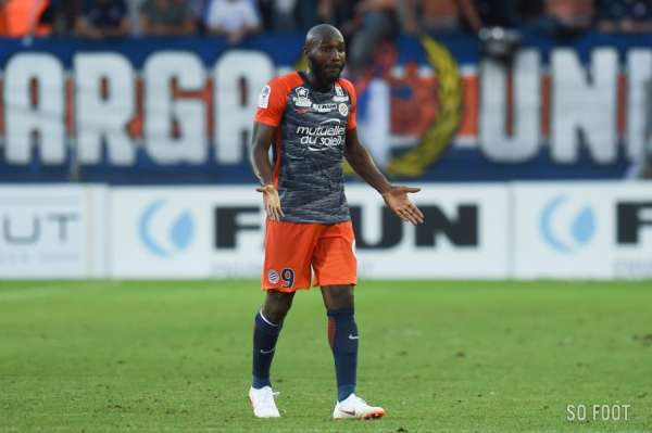 Maillot Extérieur MONTPELLIER Giovanni SIO