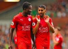 Le superbe but de Riyad Mahrez