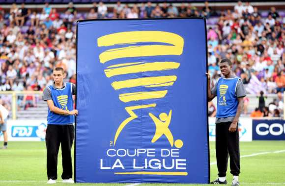 Le tirage au sort de la Coupe de la Ligue