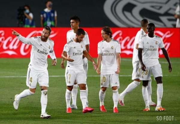 Le titre du Real Madrid en dix dates