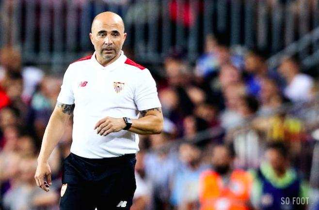 Le voyage initiatique de Sampaoli