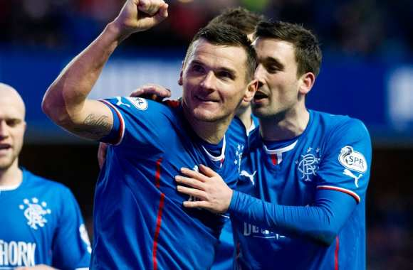 Lee McCulloch (Glasgow Rangers)