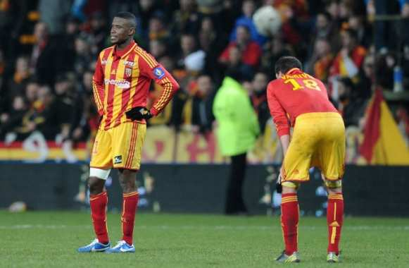 Lens rétrogradé en National