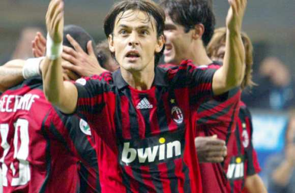 Les 6 buts d'Inzaghi
