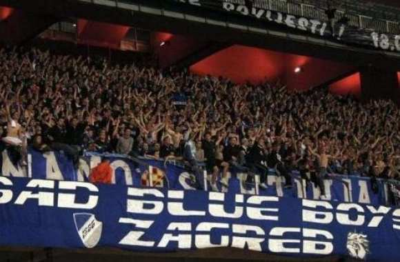 Les Bad Blue Boys Zagreb