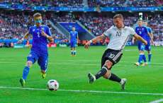 Les compos de Allemagne-Angleterre