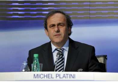 Les excuses de Michel Platini