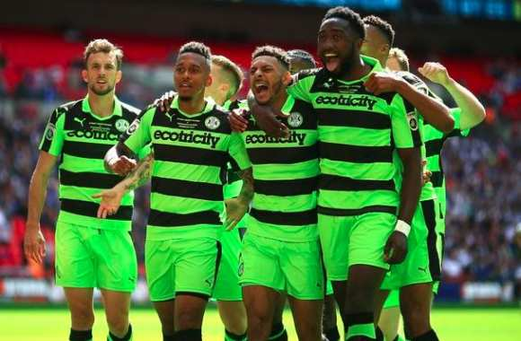 Les Forest Green Rovers