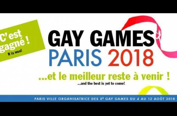 Les Gay Games à Paris