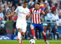 Rapha�l Varane (Real Madrid) David Villa (Atletico Madrid)