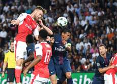 Les notes d'Arsenal face au PSG