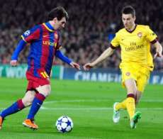 Les notes de Barcelone-Arsenal