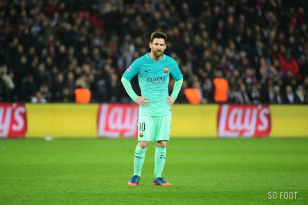Les notes de Barcelone face au PSG