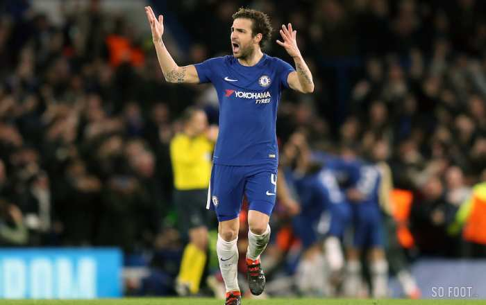 Les notes de Chelsea contre Barcelone